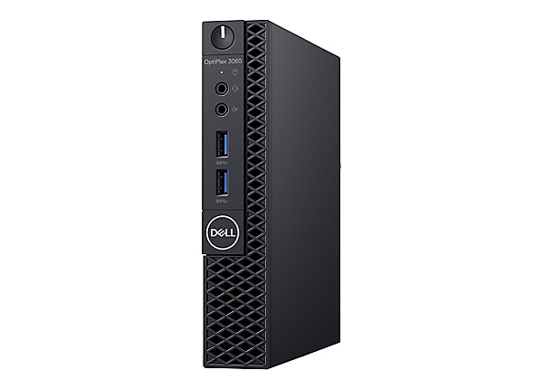 Dell OptiPlex 3060 - micro - Core i5 8500T 2.1 GHz - 4 GB - 500 GB