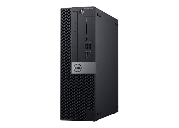 Dell OptiPlex 5060 - SFF - Core i5 8500 3 GHz - 8 GB - 128 GB