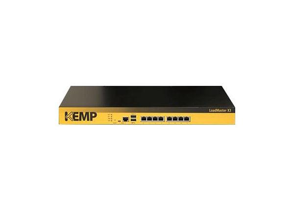 KEMP LoadMaster X3 - load balancing device