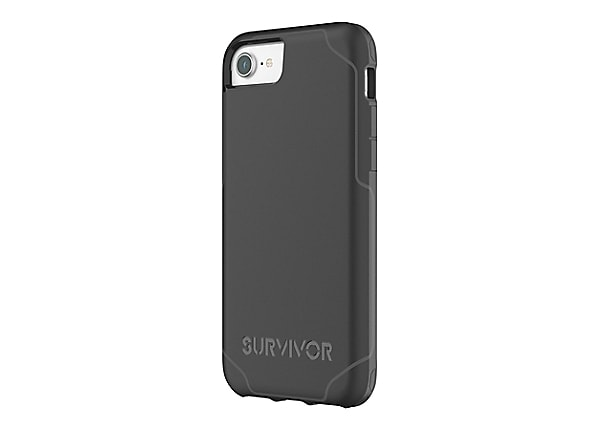 Griffin Survivor Strong - back cover for cell phone