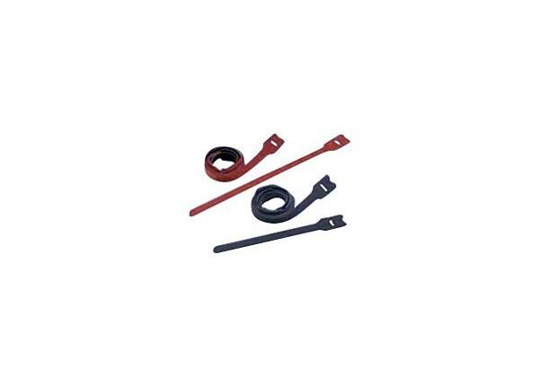 Panduit TAK-TY HLT Hook & Loop Cable Ties - cable tie