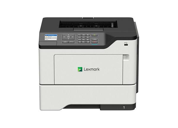 Lexmark MS621dn High-Voltage 50ppm Monochrome Laser Printer