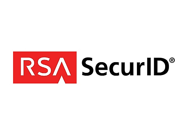RSA SecurID Software Token Seeds (SID820) - subscription license (4 years)