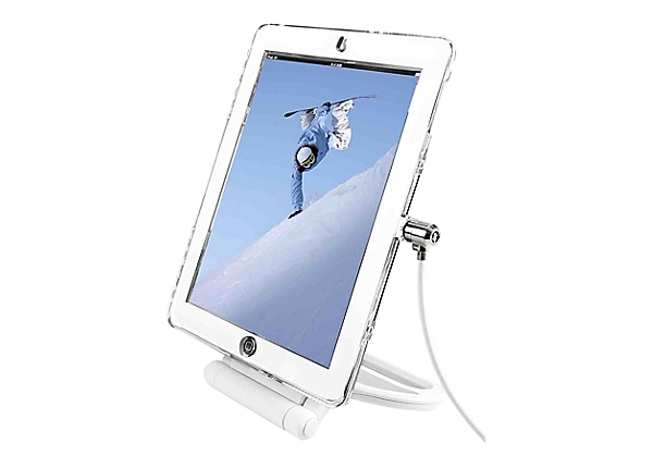 "Compulocks iPad 9.7"" Rotating Security Plastic Case Combination Cable Lock"