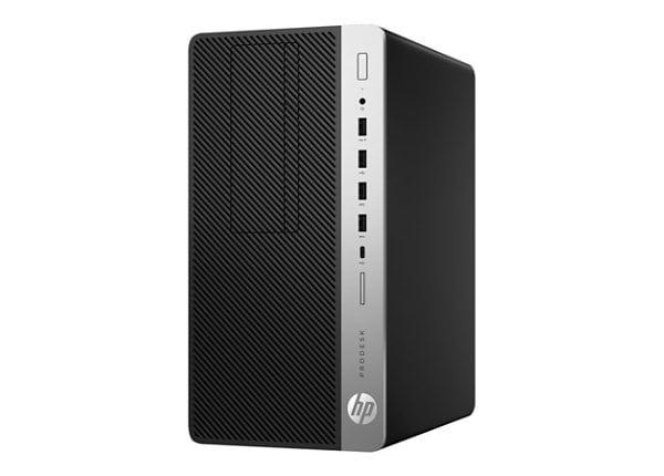 HP SB ProDesk 600 G4 MT Core i3-8100 4GB RAM 500GB Win 10 Pro