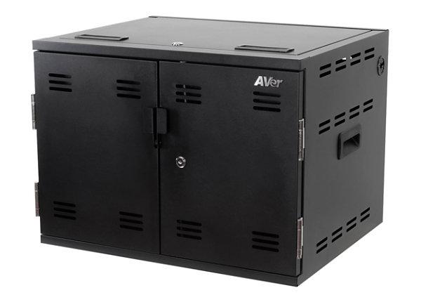 AVerCharge X12 12U Charge Cabinet