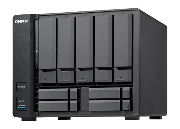 QNAP TS-932X - NAS server - 0 GB