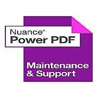 Nuance Power PDF Advanced (v. 3.0) - maintenance (1 year) - 1 user