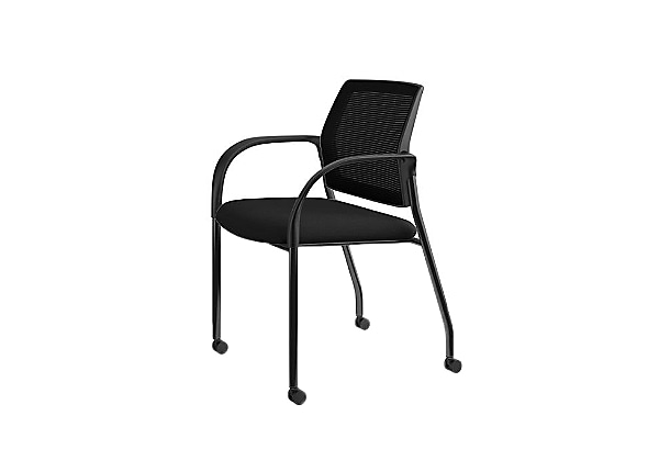 Hon Ignition Stacking Chair - Black