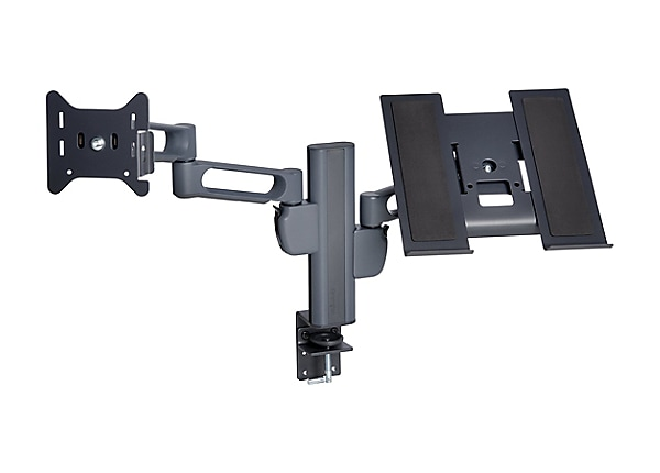Kensington SmartFit Adjustable Mounting Arm for Monitor and Laptop