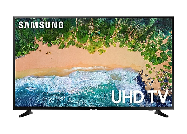 "Samsung NU6900 65"" Ultra High Definition 4K LED Smart TV"