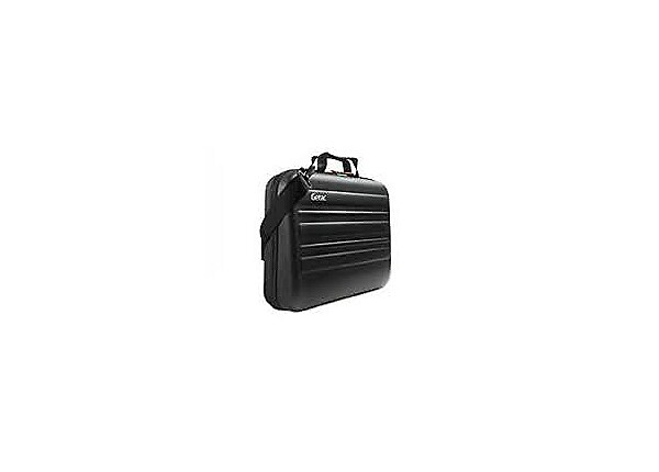 Getac Attache Carrying Case for X500 Notebook - Black