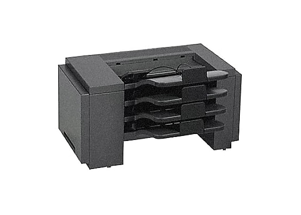 Lexmark 4-Bin Mailbox - printer mailbox - 100 sheets
