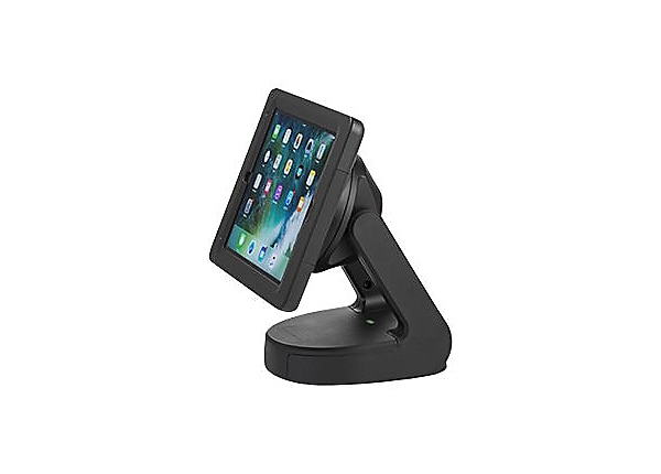 "ArmorActive RapidDoc Lite Kiosk with Elite Enclosure for 9.7"" iPad - Black"