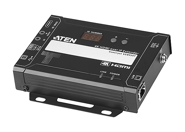 ATEN VE8950T 4K HDMI over IP Transmitter - video/audio extender