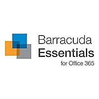 Barracuda Essentials for Office 365 Email Security and Compliance - subscription license (5 years) - 1 user