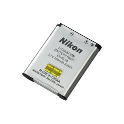Nikon EN EL19 battery - Li-Ion