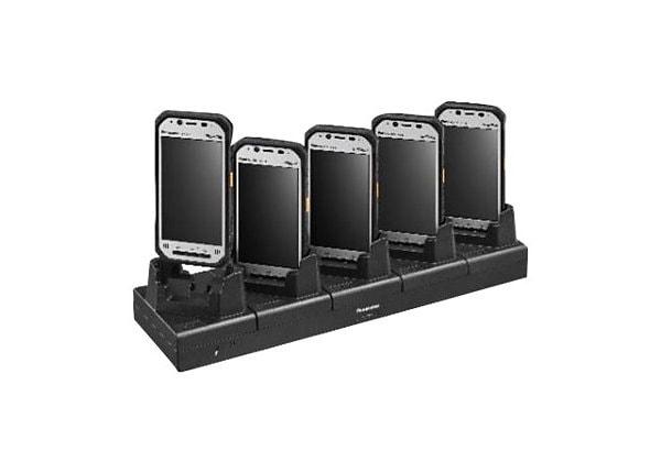 Panasonic 5-Bay Charging Cradle for ToughPad FZ-F1 and FZ-N1 Handhelds
