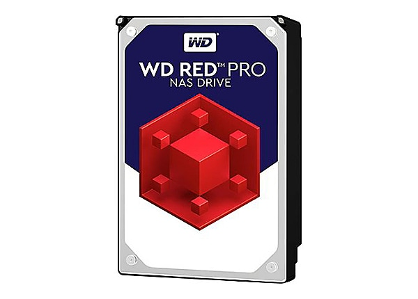 WD Red Pro NAS Hard Drive WD8003FFBX - disque dur - 8 To - SATA 6Gb/s