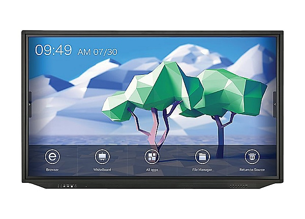 "Infocus JTouch Plus 65"" 4K 10 Point Touch Anti-Glare Display"