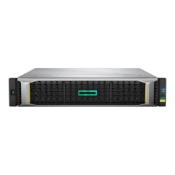 HPE Modular Smart Array 2052 SAS Dual Controller SFF Storage - solid state