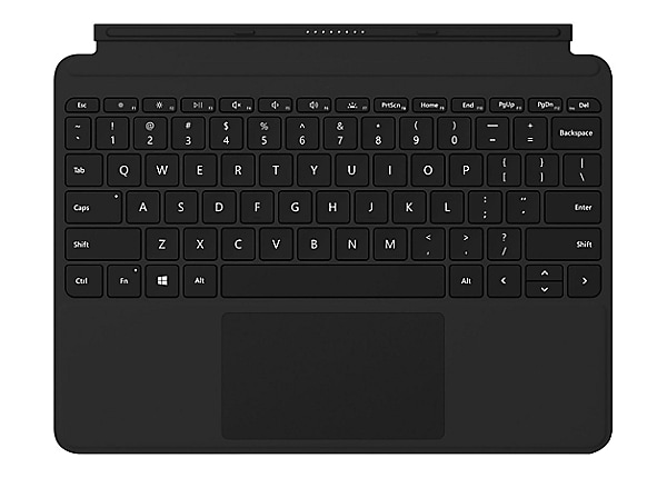 MS SURFACE GO TYPE COVER BLACK (BSTK