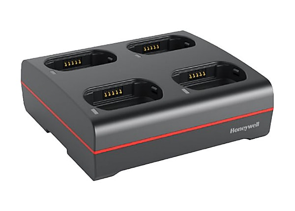 Honeywell 4-Bay Smart Wearable Charger - battery charger