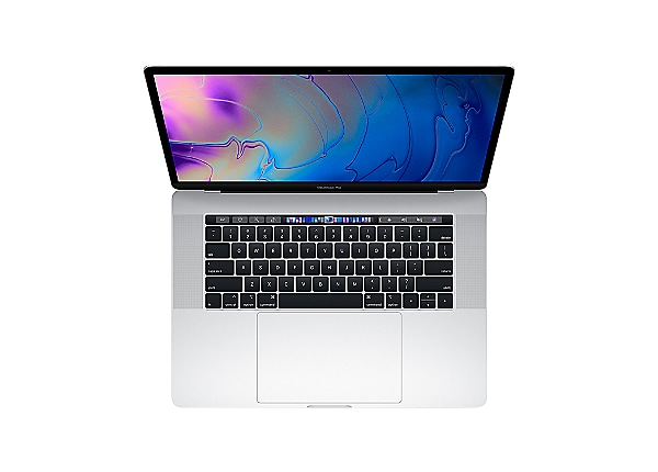"Apple MacBook Pro Touch Bar 15.4"" Core i9 32GB RAM 1TB RP560X - Silver"