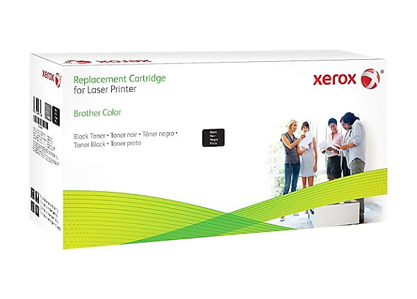 Xerox Brother DCP-L2520 - black - original - toner cartridge (alternative f