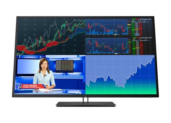 "HP Z43 - LED monitor - 4K - 42.5"""