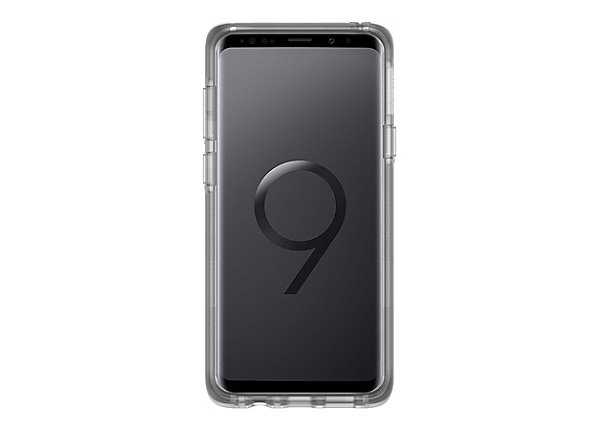 OtterBox Symmetry Scratch-Resistant Case for Samsung Galaxy S9+ - Clear
