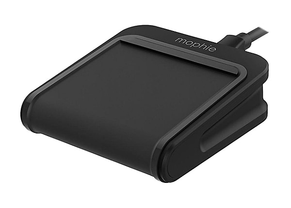 Mophie Charge Stream Pad Mini Wireless Charger - Black
