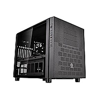 Thermaltake Core X5 - Tempered Glass Edition - cube - extended ATX