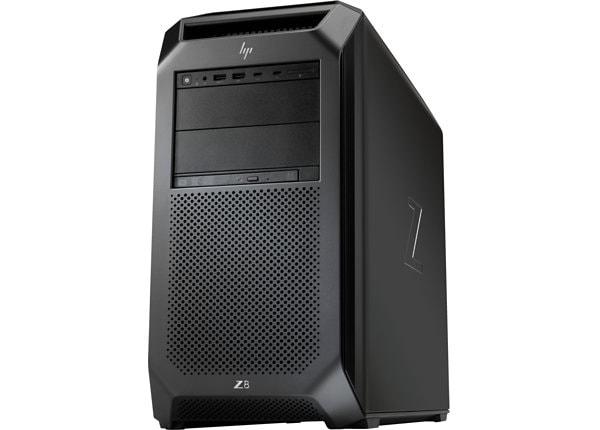 HP Workstation Z8 G4 Tower Xeon Gold 6148 384GB RAM 512GB