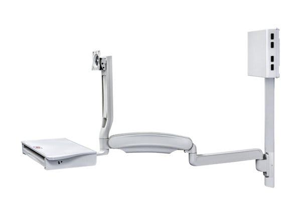 Capsa Healthcare Fluid ULT Arm Tech Box - mounting kit