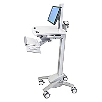 Cybernet Ergotron SV40 StyleView Cart with LCD Pivot