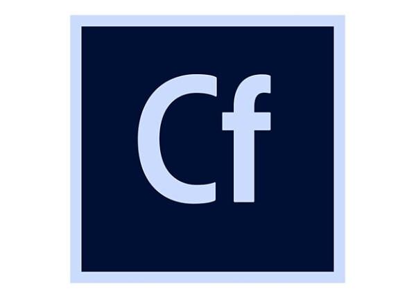 Adobe ColdFusion Standard 2018 - media and documentation set