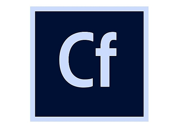 Adobe ColdFusion Standard 2018 - license - 1 user