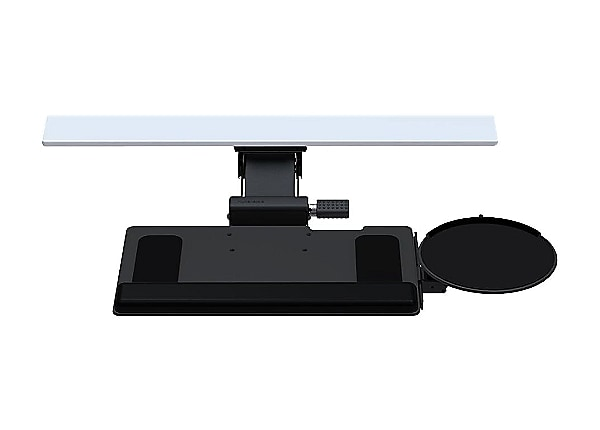 Humanscale 5G Keyboard System with Clip Mouse - keyboard platform