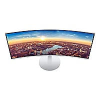 Samsung C34J791WTN - CJ79 Series - QLED monitor - curved - 34""