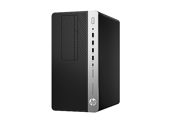 HP ProDesk 600 G4 Microtower Core i5-8500 8GB RAM 256GB