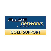 Fluke Networks Gold Support extended service agreement - 3 years