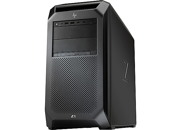HP Workstation Z8 G4 Tower Xeon Gold 6154 192GB RAM 1TB