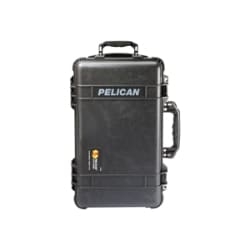 Pelican 1510TP Carry-on Case with TrekPak Divider System - Black