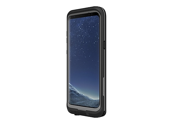 LifeProof Fre Samsung GALAXY S8 - protective waterproof case for cell phone