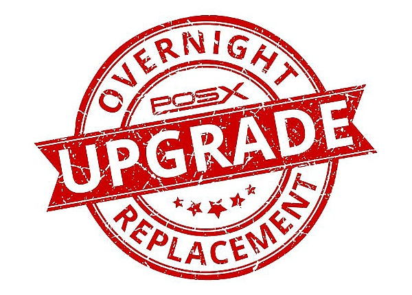 Overnight Exchange Warranty Service Upgrade extended service agreement - 5