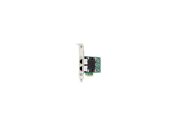 HPE 562T - network adapter - PCIe 3.0 x4 - 10Gb Ethernet x 2