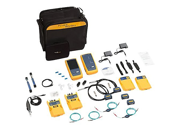 Fluke DSX CableAnalyzer DSX2-8000MI - network tester kit