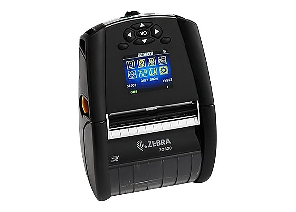 "Zebra ZQ620 3"" 72mm Direct Thermal Mobile Printer"
