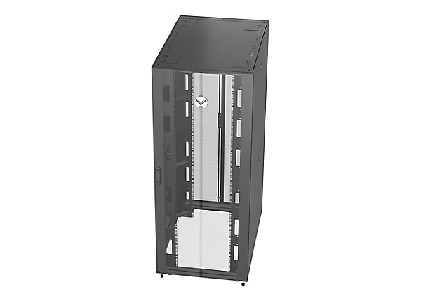 Vertiv VR 42U Wide Rack Enclosure Server Cabinet with TAA Compliance